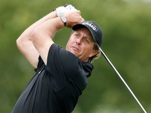 Professional Golfer and California Native Phil Mickelson