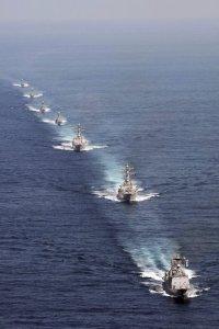 U.S. Warships Ready For Duty